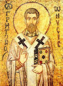 Gregor von Nyssa